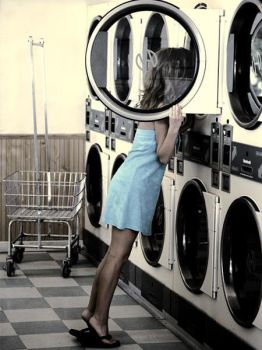 laundromat love by vivylicious
