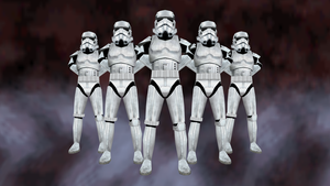 Stormtrooper DL by crystalwingskeyblade