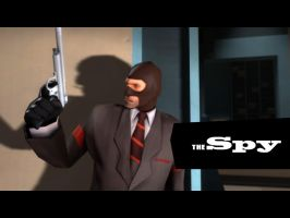 TF2:Spy by infested13