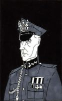 a polish officer by the-black-cat