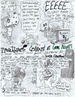 Five Nights With The Troublesome Critters [TCAGN] by Josiah-Shockency-JCS