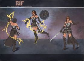Guardians: Rif Action Sheet by JNetRocks