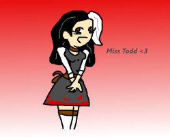 Sweeney Todd Lolita by LittleMnM