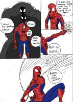 Spidey's Big Day Page 9 by haggith