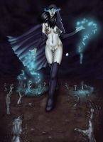Mistress of the Dead by Siegfried40000