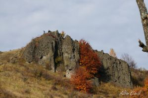 autumn in the mountains 02 by albuemil
