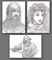 sketch cards by old-stone-road