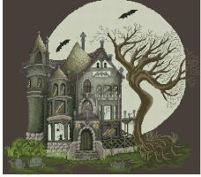 spooky House XS by Handie
