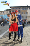 Serena and Calem (Pokemon XY Cosplay) by InvisibleJune