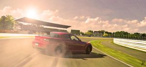 Mazda RX8 at Tsukuba Circuit GT5 by Adamowsky-Design