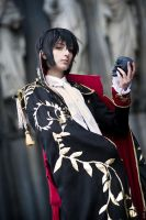 Code Geass: The Devil by Green-Makakas