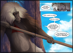 Guardians Comic Page 44 and 45 by akeli
