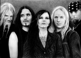 Nightwish II by Esteljf