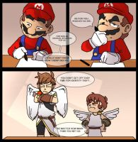 Kid Icarus by JoeAdok