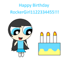 B-day gift to RockerGirl1122334455 by Toongirl18