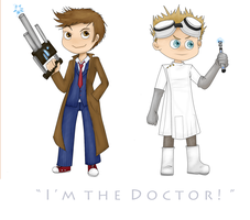 Doctor by GodessFae