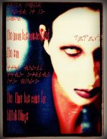 AntiChrist SuperStar by zombis-cannibal