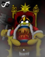 Darkside - King Dedede by Meteor-05