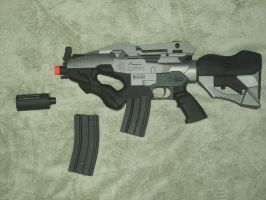 Dragon Assault Rifle by Wolfmoot