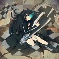 Black Rock Shooter by marikire