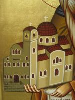 saint eythimios detail by teopa