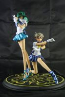 1/8 Sailor Uranus and Neptune Garage Kit by Schuldigkun