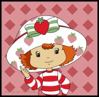 Strawberry Shortcake by kinga-saiyans