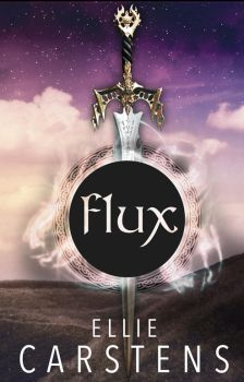 FLUX by Ellie Carstens Book Cover by reuts