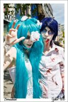 Zombie Walk 2 by YukiSumah