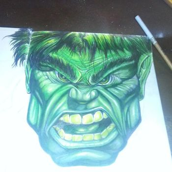 Hulk2 by kingstyle