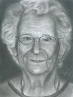 Old Woman by Kim1486