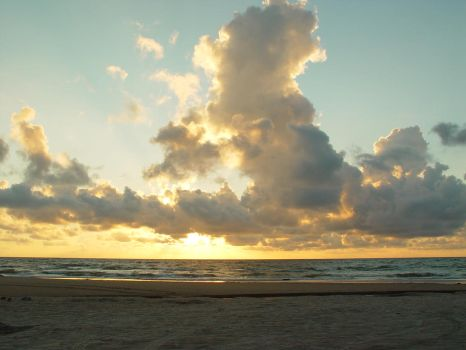 Clouds in Denmark 2 by Jumiko