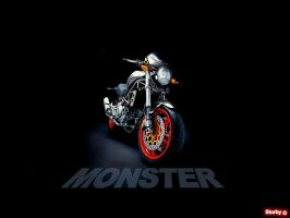 MONSTER by Sturby
