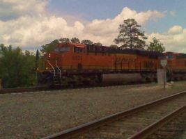 BNSF 6824 by SwiftWindSpirit