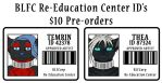 BLFC REC ID Badges: CLOSED by Temrin