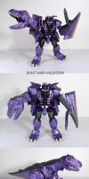 Good old Beast Wars Megatron by Unicron9