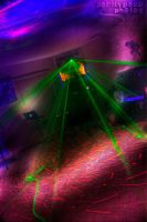 Laser Light Show by JoeMyDodd