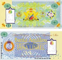 001 Linrel Note Commemorative Note by Ienkoron