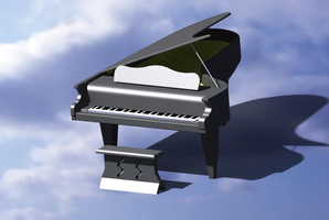 piano by F7091AN