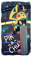 Pika-Libre by Lightrail