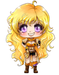 Yang Xiao Long by wickedz