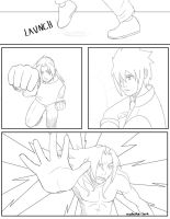 Fullmetal Legacy Chapter 5 Page 38 Lineart by nashoba-lusa