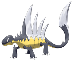 #??? Dorscythe by Smiley-Fakemon