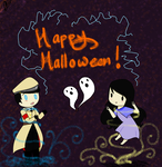Happy Halloween! by ezioauditore115