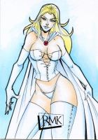 white queen PSC by RyanMKincaid