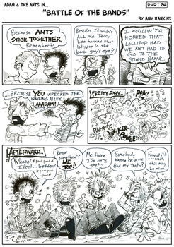 Battle of the Bands pt. 24 by hankinstein