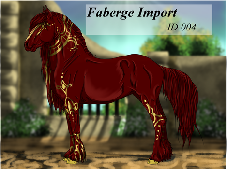 The Faberge Import 004 by LiaLithiumTM