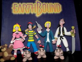 The Earthbound Group by axelgnt