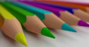 crayons by frequenzlos