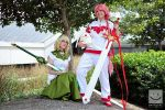 Magic Knight Rayearth: We Fight For Love by rose-of-battle